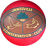 An Early Janesville Conservation Club Logo